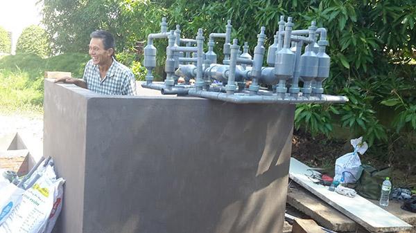 công nghệ xử lý nước thải MET