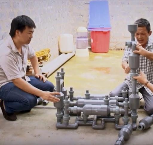 Công nghệ xử lý nước thải thủy sản
