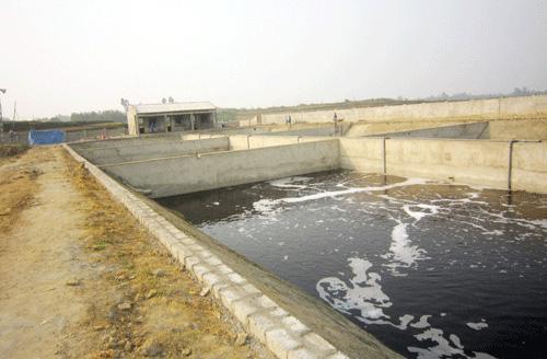 Xử lý nước sản xuất giấy