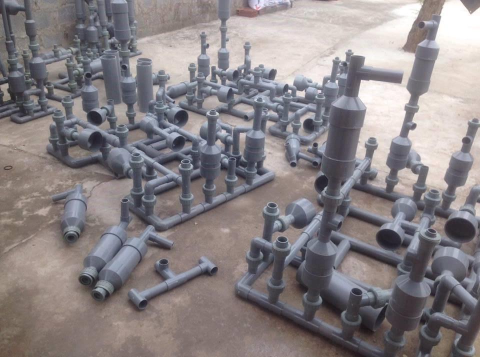 Hệ thống xử lý nước Met