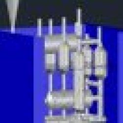 công trình xử lý nước thải MET