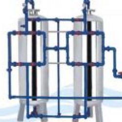xử lý nước giếng bằng hệ thống met