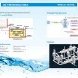 sơ đồ công nghệ xử lý nước mặt
