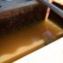 nước nhiễm kim loại nặng