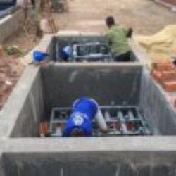 Xử lý nước giếng có độ ph thấp