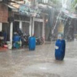 xử lý nước mưa