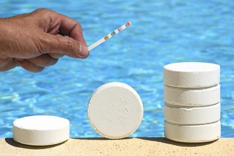 Khử trùng nước bằng clo