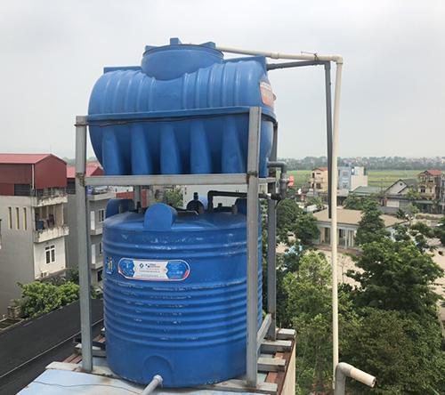 Máy xử lý nước hộ gia đình tiết kiệm, an toàn bằng công nghệ Met