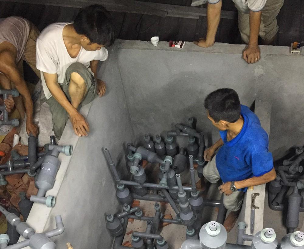 Xử lý nước thải gia công cơ khí bằng công nghệ Met