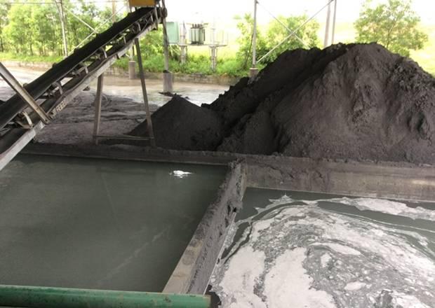 Nước thải sản xuất xi mang cần được xử lý