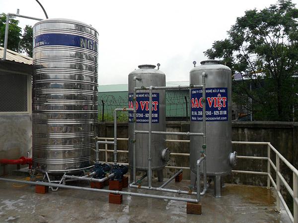 Phương pháp hấp thụ trong xử lý nước thải