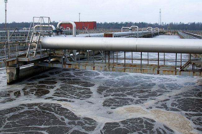 sự cố xử lý nước thải