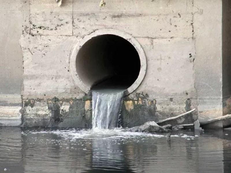 Mọi loại nước thải đều gây ra mùi hôi khó chịu