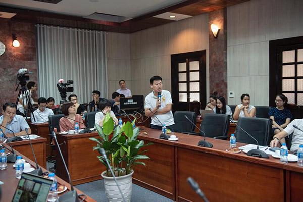Công nghệ MET tham dự hội thảo VCIC CONNECT