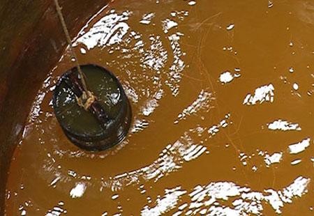 Các tác hại khi sử dụng nước giếng khoan bị đục