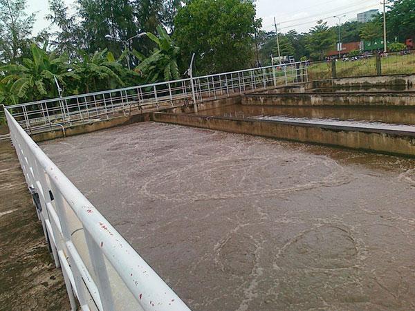 Phương pháp xử lý nước thải bằng bùn hoạt tính