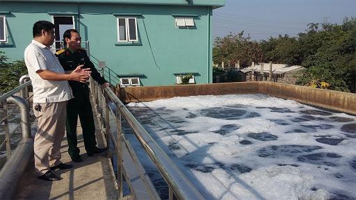 Xử lý nước thải bằng phương pháp nano