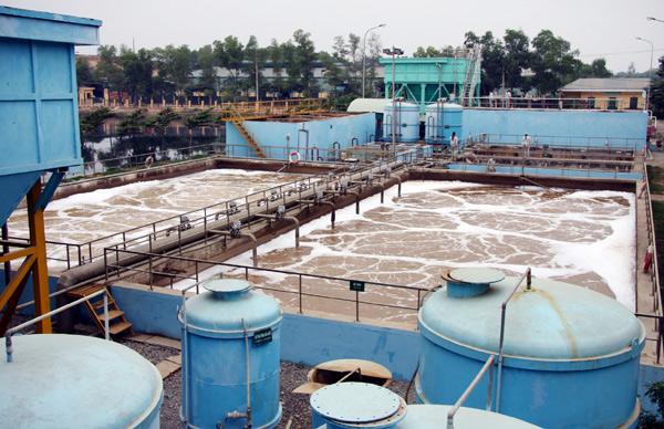 xử lý nước thải công nghiệp bằng phương pháp Nano